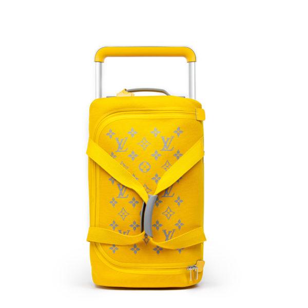 gul lv resväska